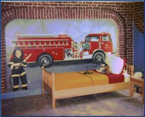 plastic fire truck toddler bed of baby boy nursery rooms for fire engine on of free