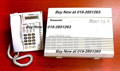 Pabx Panasonic Kx Tes824 Telephone Key Kx T7730 3 panasonic hybrid pabx keyphone system end 9 9 2016 1 15 am