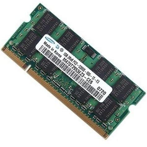 Sodimm Laptop Ddr2 2gb Murah 2gb sodimm ddr2 800mhz pc2 6400 laptop geheugen laptopvision nl