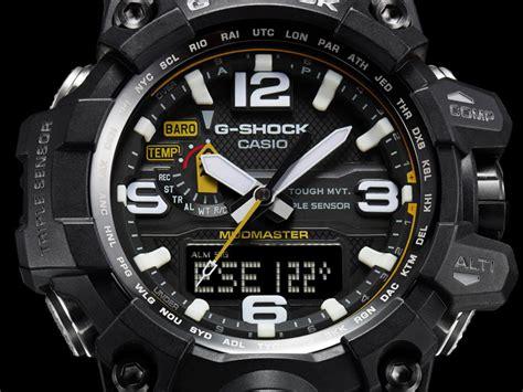 Gshock Gwg 1000 Rubber Limited promo g shock gwg 1000 1a3 sensor