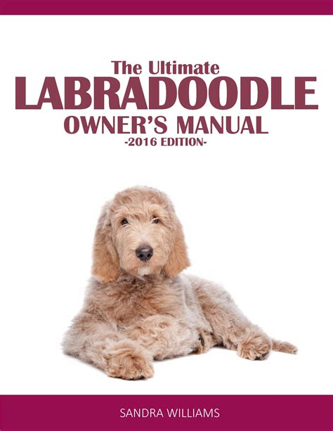 doodlebug owners manual labradoodle owner s manual everything doodle