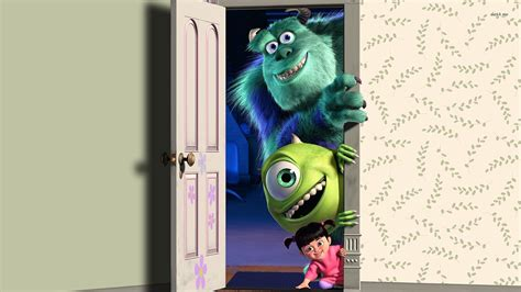 wallpaper monster inc monsters inc wallpaper