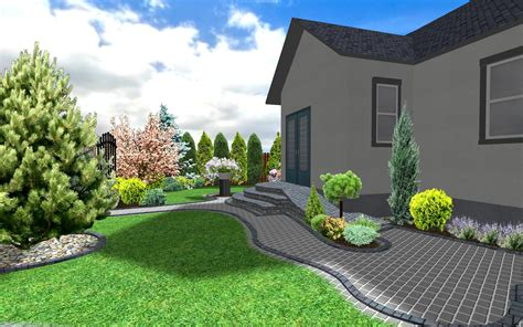 virtual outside home design design your own garden free home design