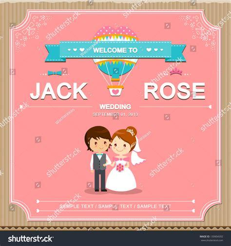 indian wedding invitation card templates gold stock vector