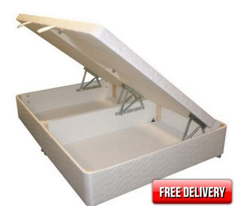 small double ottoman storage bed helibeds same day or next day delivery of ottoman lift