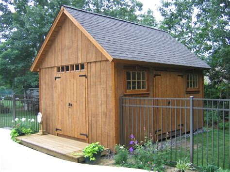 A Shed by How To Build A Shed Home