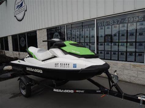 sea doo boats for sale michigan sea doo boats for sale in ludington michigan