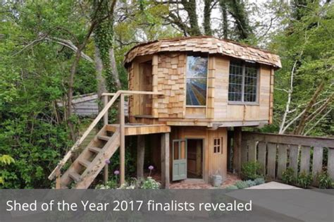 The Lead Shed by Vote For Your Favourite Shed Of The Year Waltons Waltons Sheds