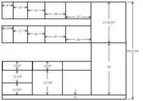 kitchen cabinet door sizes standard new interior