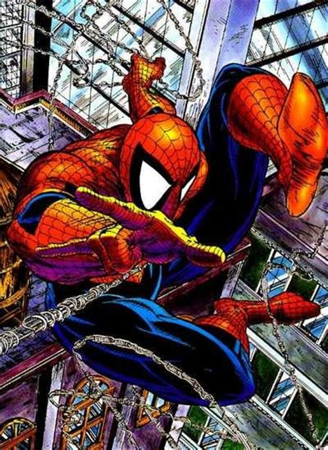 spider man by todd mcfarlane 1302900730 152 best images about todd mcfarlane on spiderman cover art and venom