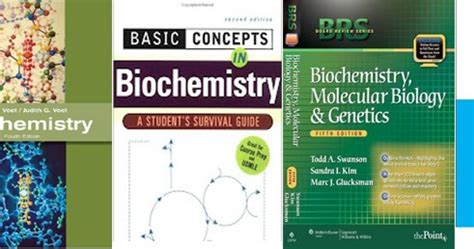 biochemistry the student survival guide to ace biochemistry books free biochemistry books science pakistan