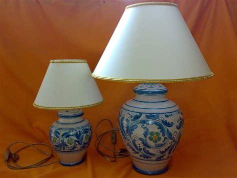lade da tavolo classiche ceramica lume lada da tavolo in ceramica a acireale kijiji