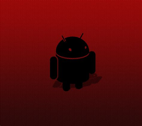 wallpaper android red red android wallpapers group 65
