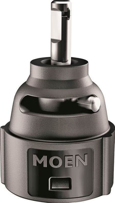 moen single handle kitchen faucet cartridge replacement moen 1255 replacement faucet cartridge for use with 1 handle kitchen and bath faucets