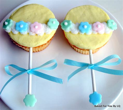 Baby Shower Cupcakes by 301 Moved Permanently