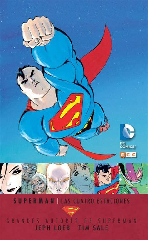 libro superman for all seasons superman 2015 ecc las cuatro estaciones ficha de n 250 mero en tebeosfera