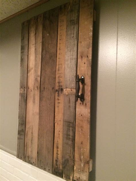 how to cover paneling 1000 images about electrical panel box cover up on