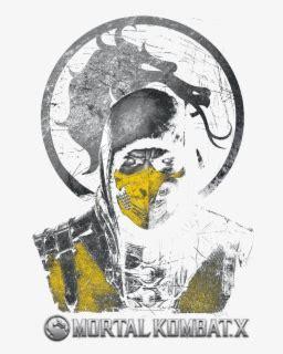 mortal kombat scorpion mask photo clipart png