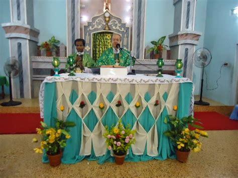 Decorations Pictures by Murasancode Parish Murasancode Altar Decoration 24 08 14