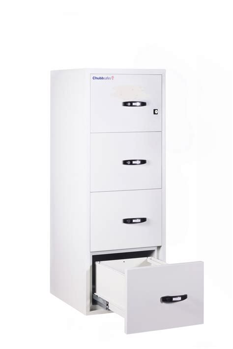 Endurance Filing Cabinet Chubb File 25 Quot 4 Drawer Abate Safe Co