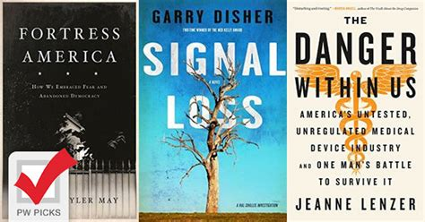 signal loss a hal challis investigation books pw picks books of the week december 11 2017