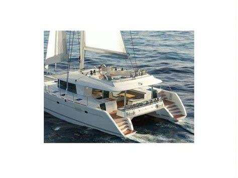 catamaran for sale barcelona lagoon 560 in barcelona catamarans sailboat used 85099