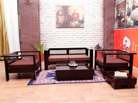 Minimalis Kursi Tamu Set Jati 311 harga 1 set kursi tamu minimalis furniture set ruang