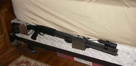 bed gun holster for when you least expect it here are 5 bedside gun holster systems