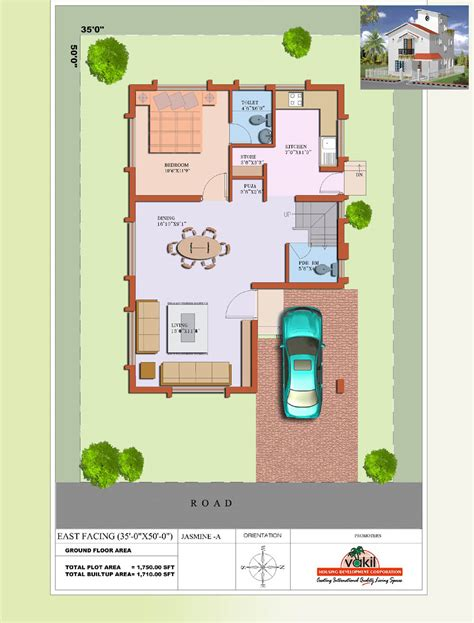 30x40 East Facing Duplex House Plans Joy Studio Design East Facing Duplex House Plans