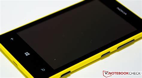review nokia lumia  smartphone notebookchecknet reviews