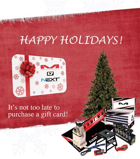 Gift Cards Sold At Shoppers - matrix concepts gift cards available for last minute shoppers motocross press