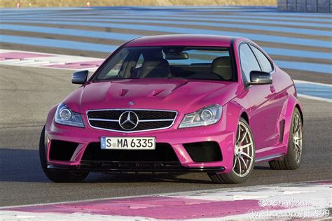 black and pink mercedes mercedes pink cars