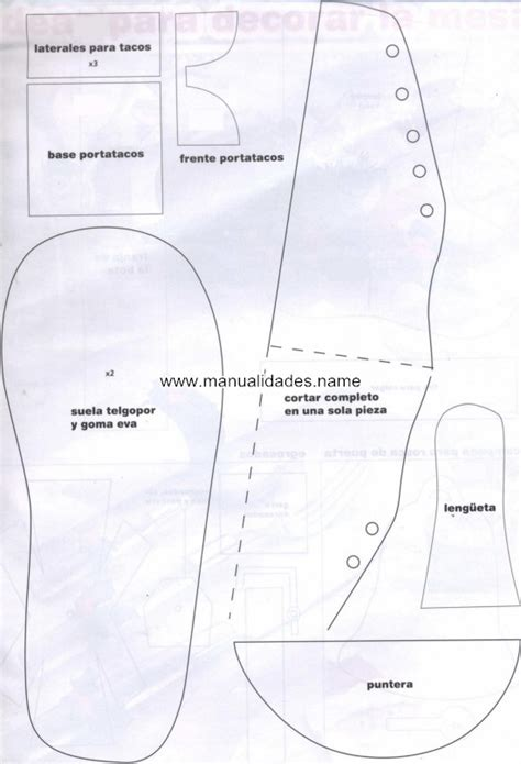 patrones de zapatillas de fomi apexwallpapers com fomi moldes portalapices converse all star goma eva