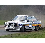 Ford Escort RS1800 Rally Car 1975–82