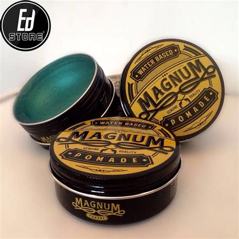Pomade Magnum magnum pomade strong hold water based hair pomades