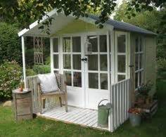 gartenhaus shabby chic 1000 images about garden sheds greenhouses studios on