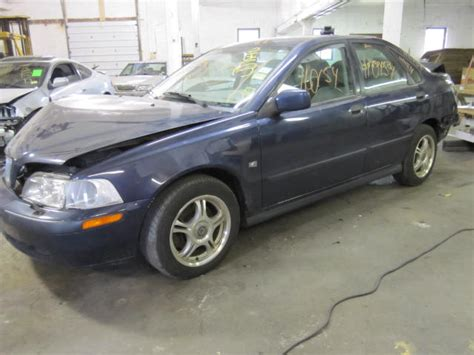 2002 volvo s40 parts parting out 2002 volvo s40 stock 110154 tom s
