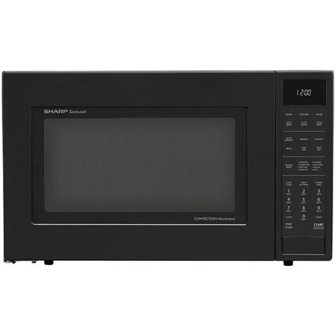 Microwave Sharp R230r S smc1585bb sharp appliances 1 5 cu ft 900w convection