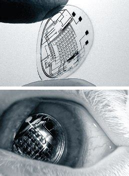 new gen contact lens brings augmented reality into your