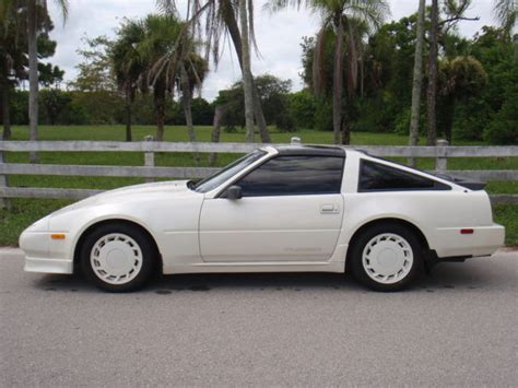1988 Nissan 300zx For Sale by 1988 Nissan 300zx Turbo Coupe 2 Door 3 0l Shiro Edition