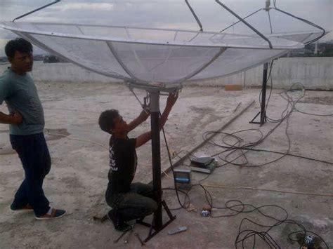 Setting Parabola Bogor jasa antena tv murah agen parabola jabodetabek