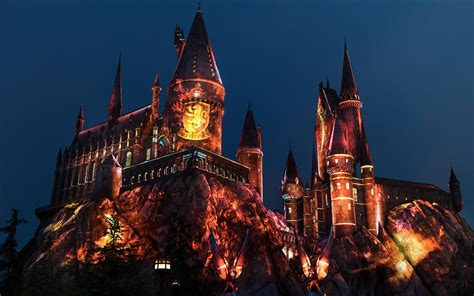 hogwarts light orlando the nighttime lights at hogwarts castle coming to