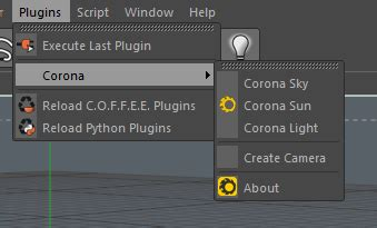 corona alpha1 for cinema4d is out!   corona renderer