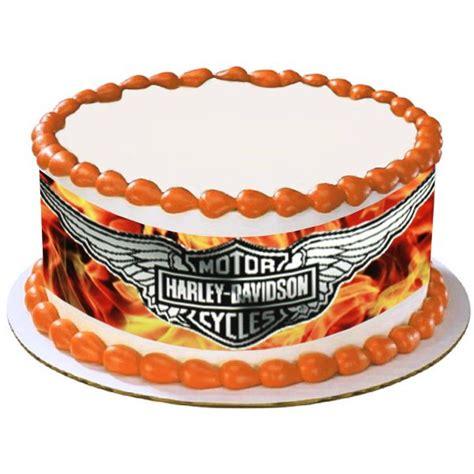 Harley Davidson Cake Decorations by Harley Davidson Cake Decorating Ideas