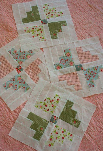 Patchwork Grace - sewn with grace by quilt blocks
