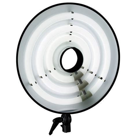 Ring Of 3 Lights by Interfit Ring Lite 3 Fluorescent Light Int339 B H Photo