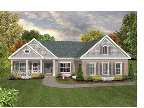 Eplans Country House Plan Striking And Distinctive Ranch Country House Plans 1800 Sq Ft