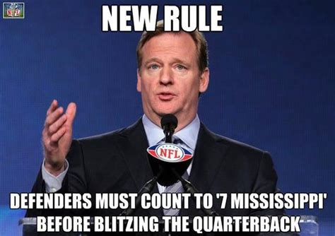 Roger Goodell Memes - the end of the nfl russell street report