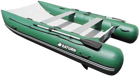 catamaran inflatable boat saturn 12 inflatable mini catamaran mc365g canoes