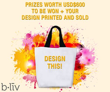 design your bag contest blog archives contests events malaysia